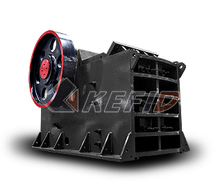 solutions to jaw crusher faq A sectional view of the single-toggle type of jaw crusher is shown below   because of its simplicity, light weight, moderate cost, and good.