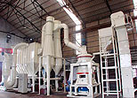 Environmental Desulfurization Limestone Milling