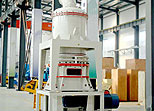Calcium Carbonate Grinding Processing