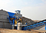 jaw crusher in the workshop