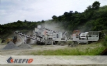 Mobile Crusher in South America