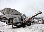 Mobile Jaw Crusher in OMAN