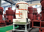 Gypsum grinding production line
