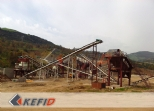 Sand Making Plant in Algeria