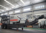 Mobile Crushing Plant in OMAN