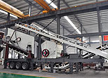 Mobile Crushing Plant in Algeria