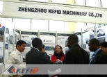 Kefid attended the ZIMEC2012 in Zambia