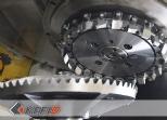 hob grinding machine machining