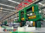 vertical lathe machining