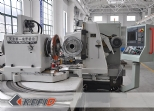 numberical controlling curved blade grinding machine machining