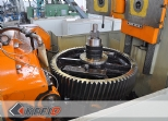 Universal rolling inspection machine