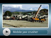Kefid Mobile Crushing Plant Video