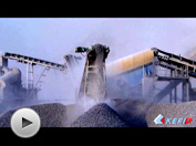 Kefid Stone Crushing Plant Video