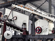 Professional manufacture of mobile crushers