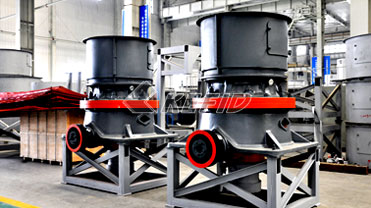 HST Series Single Cylinder Hydraulic Cone Crusher