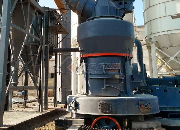MTW Series Heavy Type European Grinding Mill