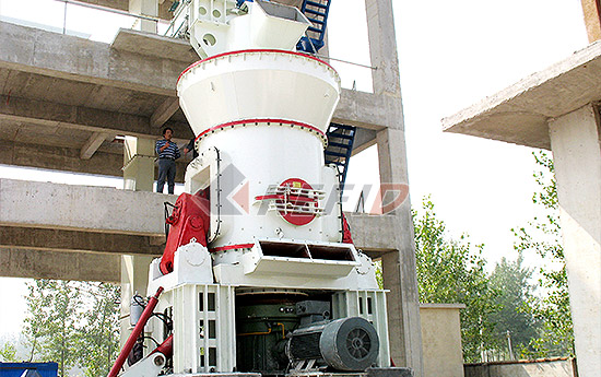 The machine suitable for grind ore of 200-300 mesh