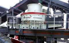 1000t/h aggregate production line equipment