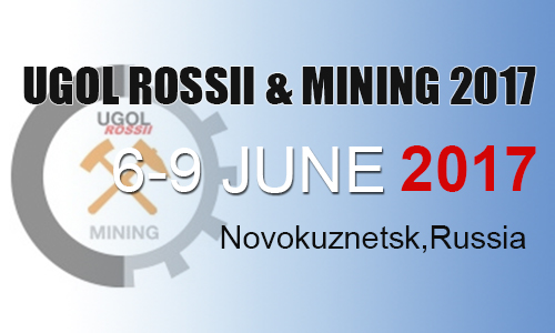 The 24th International Trade Fair for Coal Mining Technology,Preparation and Mate