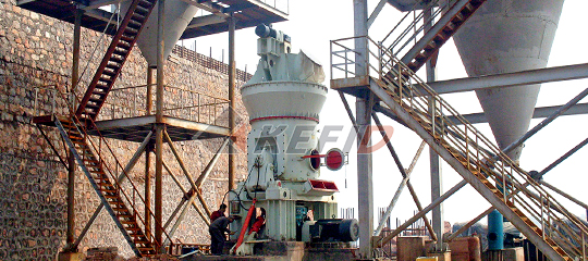 Steel plant coal preparation mill production line